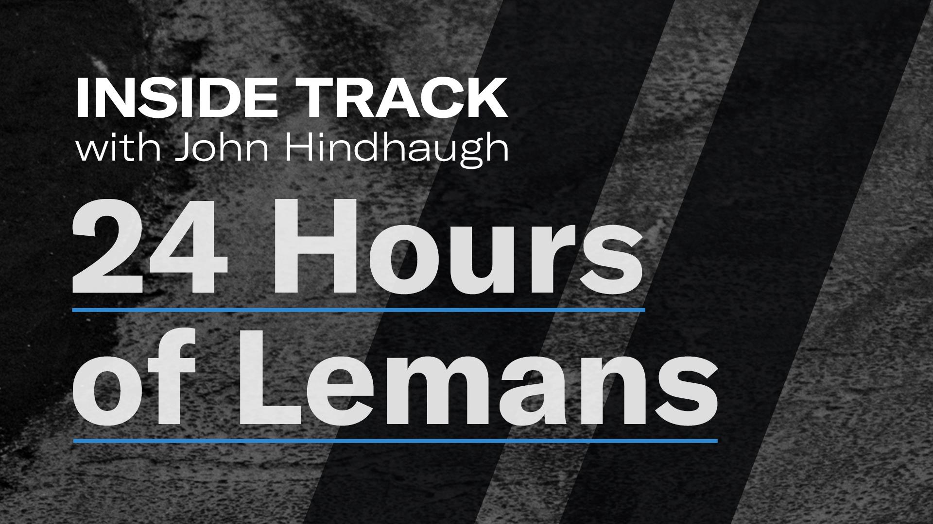 24 Hours of LeMans Livestream Logo