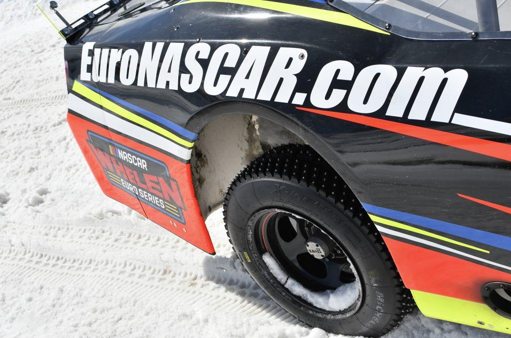NASCAR on ice euro