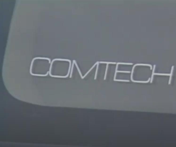 1985 Lincoln Continental Mark VII Comtech