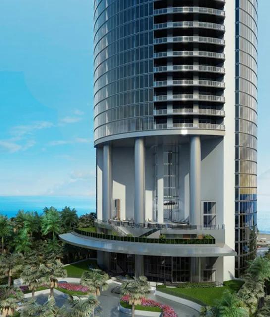 porsche tower