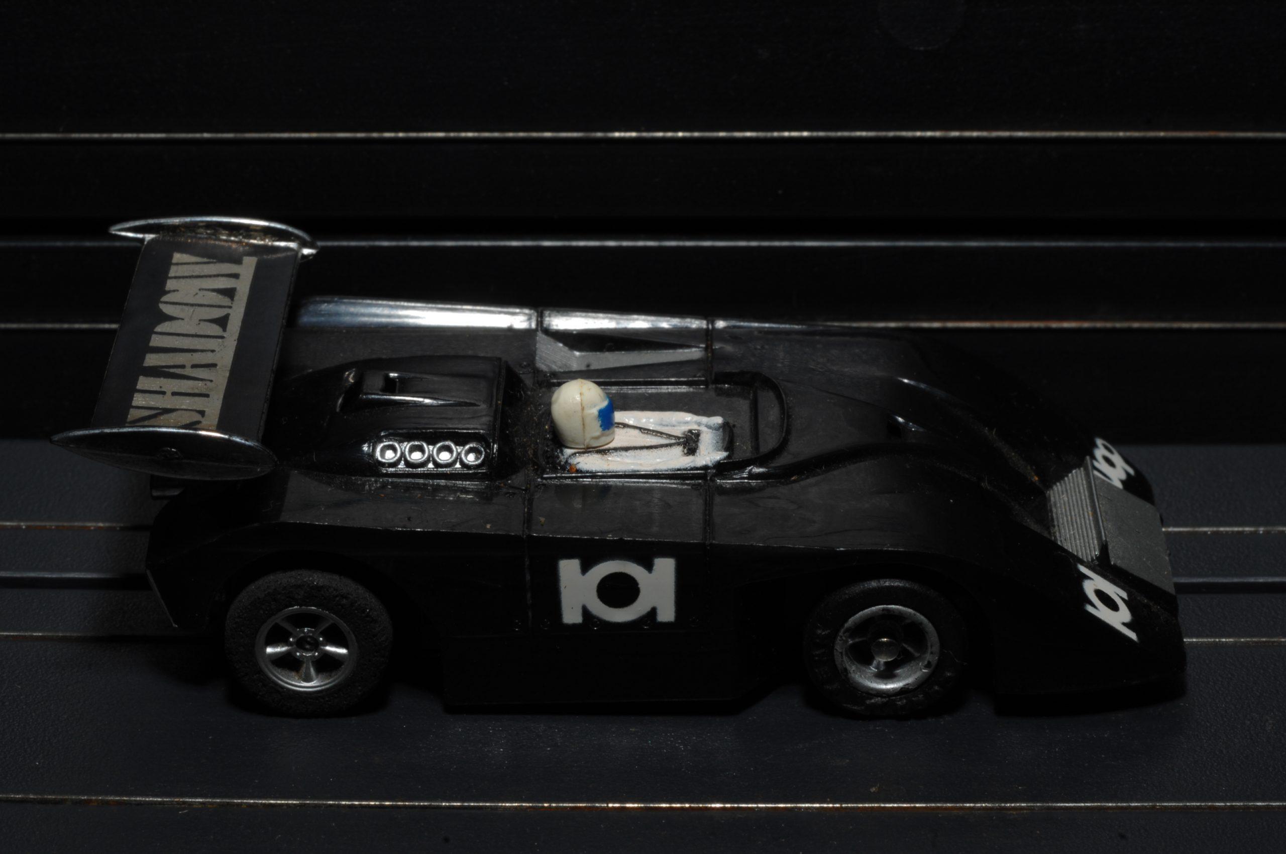 aurora HO gauge slot cars