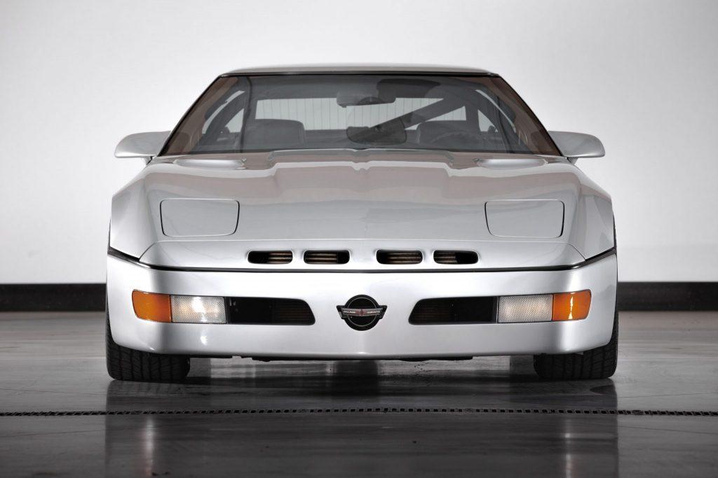 1988 Chevrolet Corvette Callaway SledgeHammer BaT front