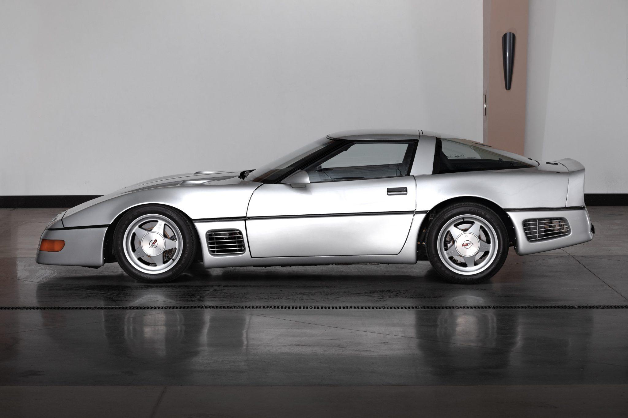 1988 Chevrolet Corvette Callaway SledgeHammer BaT profile
