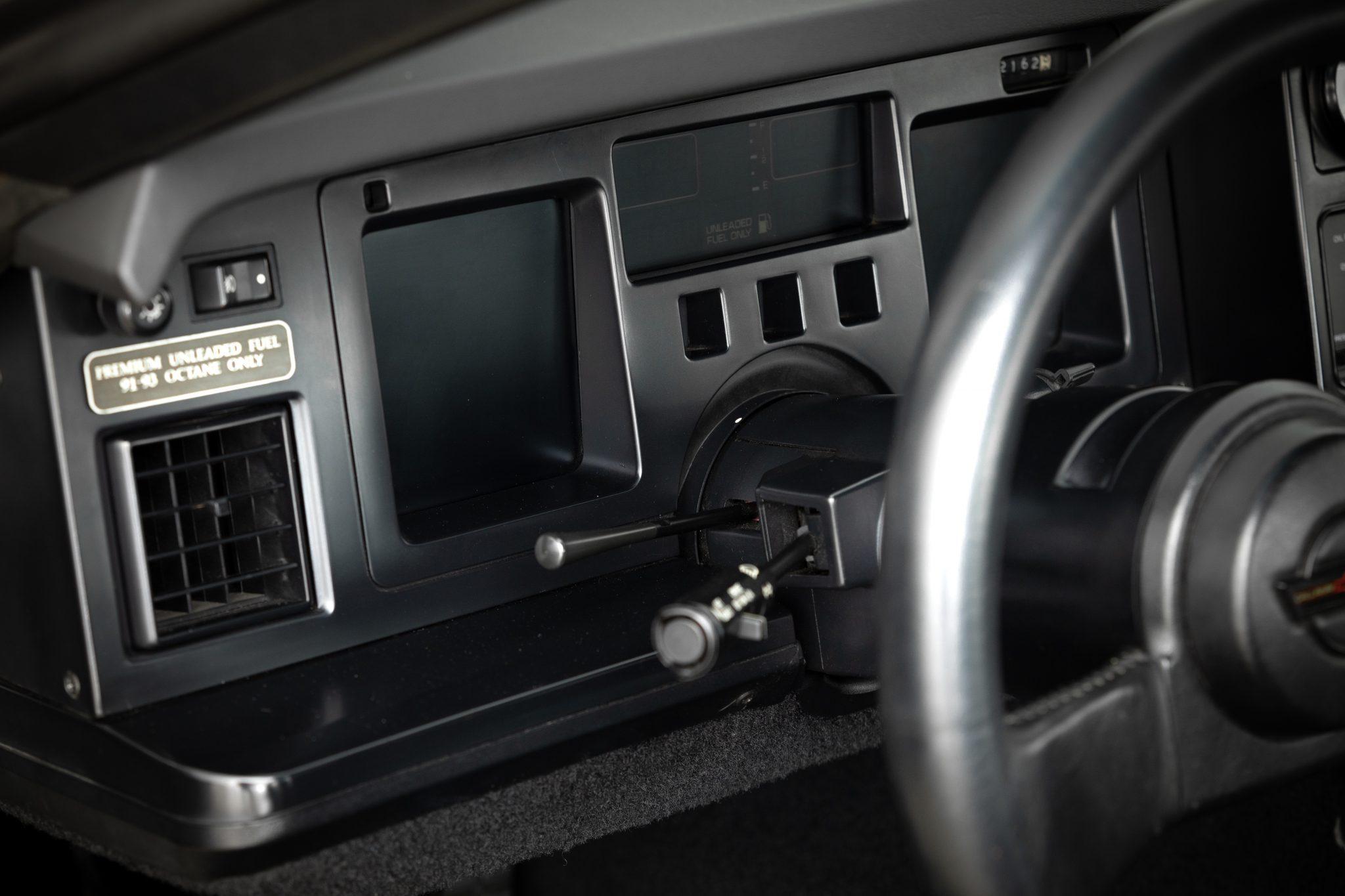 1988 Chevrolet Corvette Callaway SledgeHammer BaT interior dash
