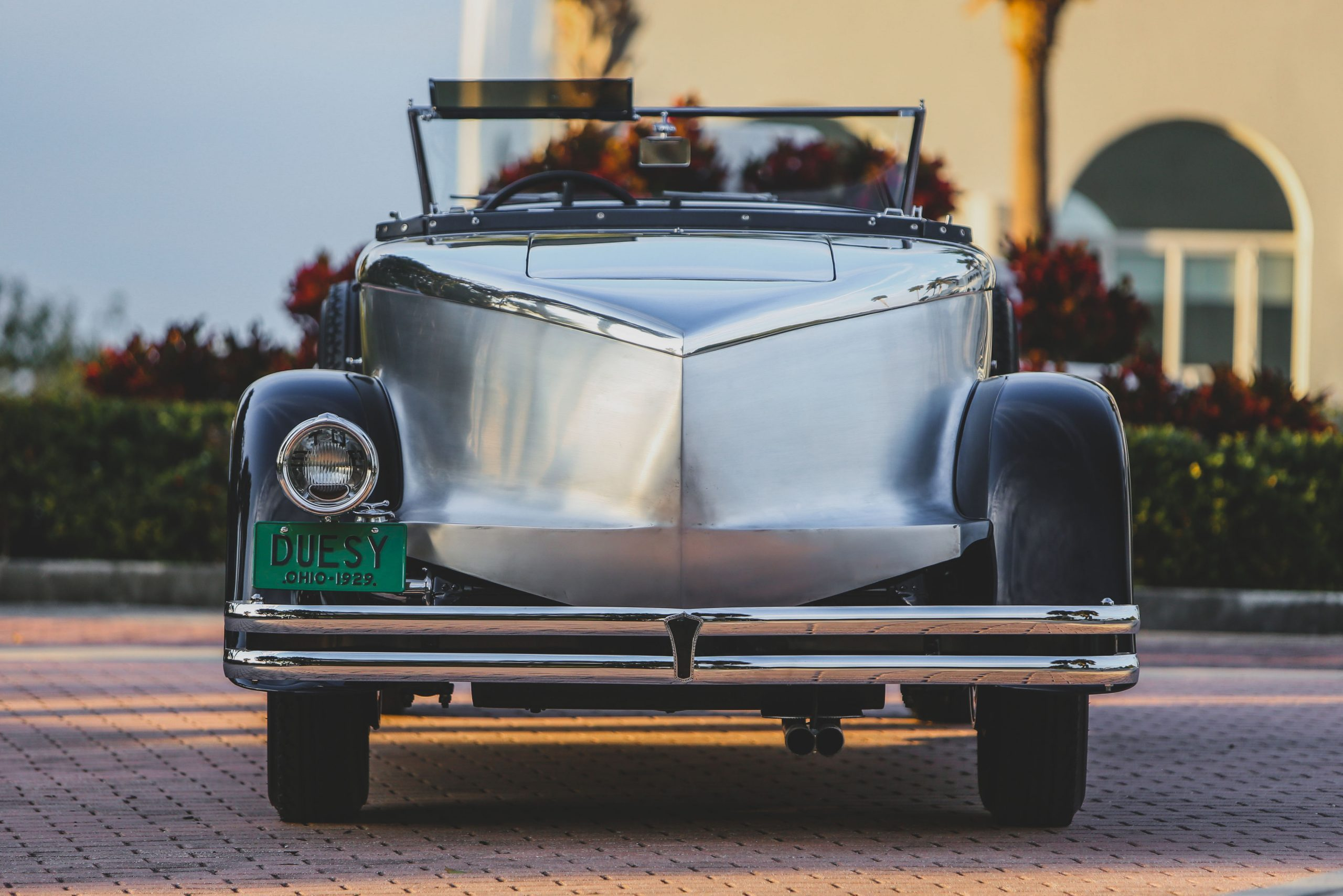 1929 Duesenberg Model J rear