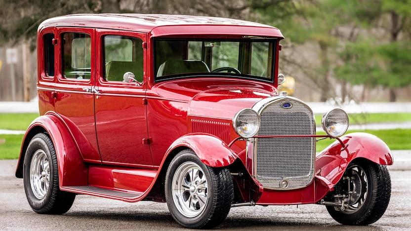 1930 Model A Sedan