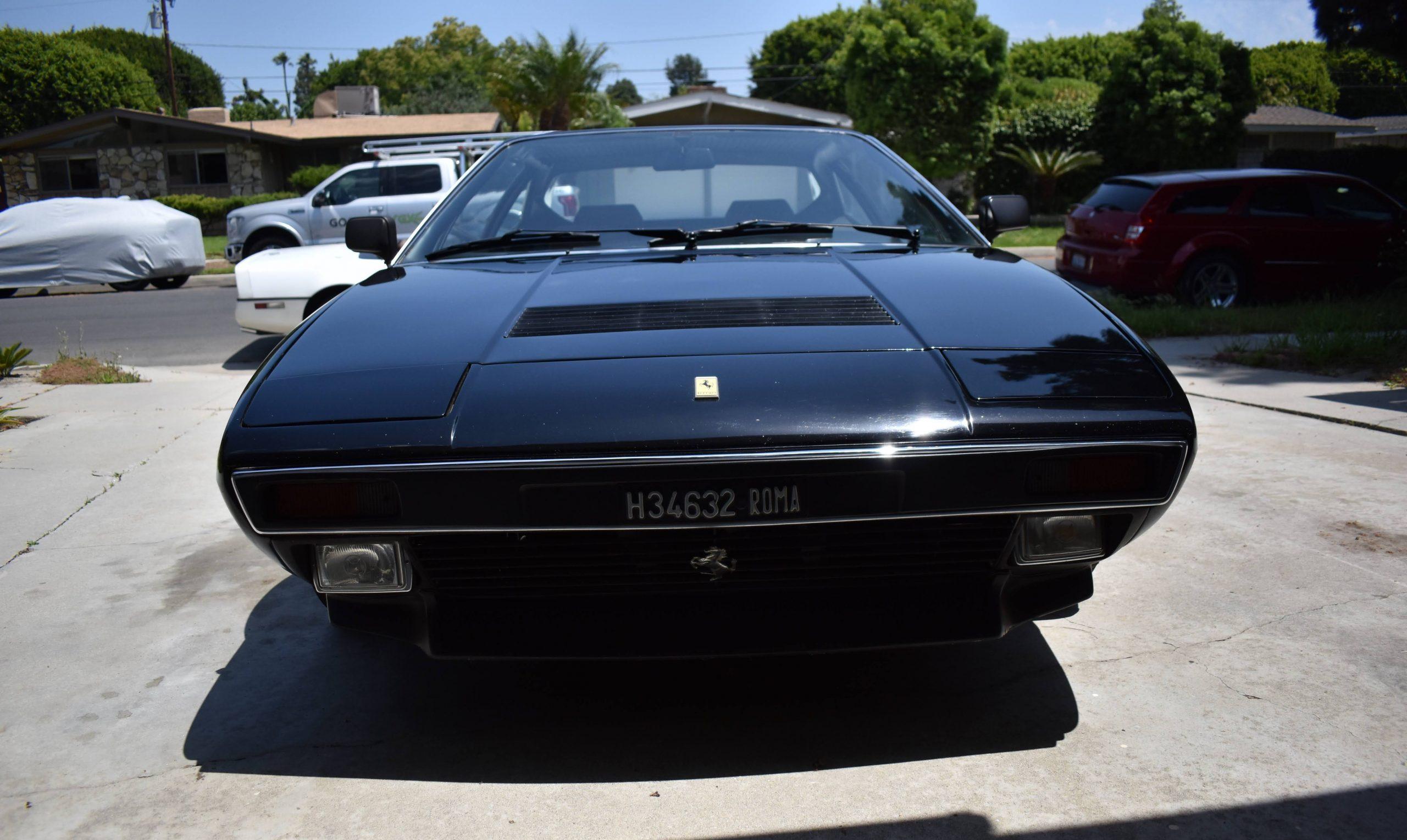 1975-Ferrari-308-GT4 front