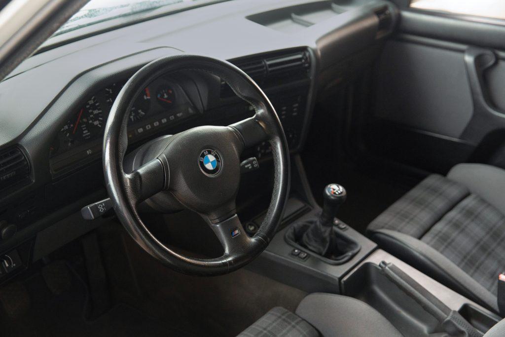1991-BMW-M3-Interior