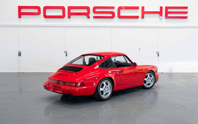 1991 Porsche 964 Carrera RS (2)