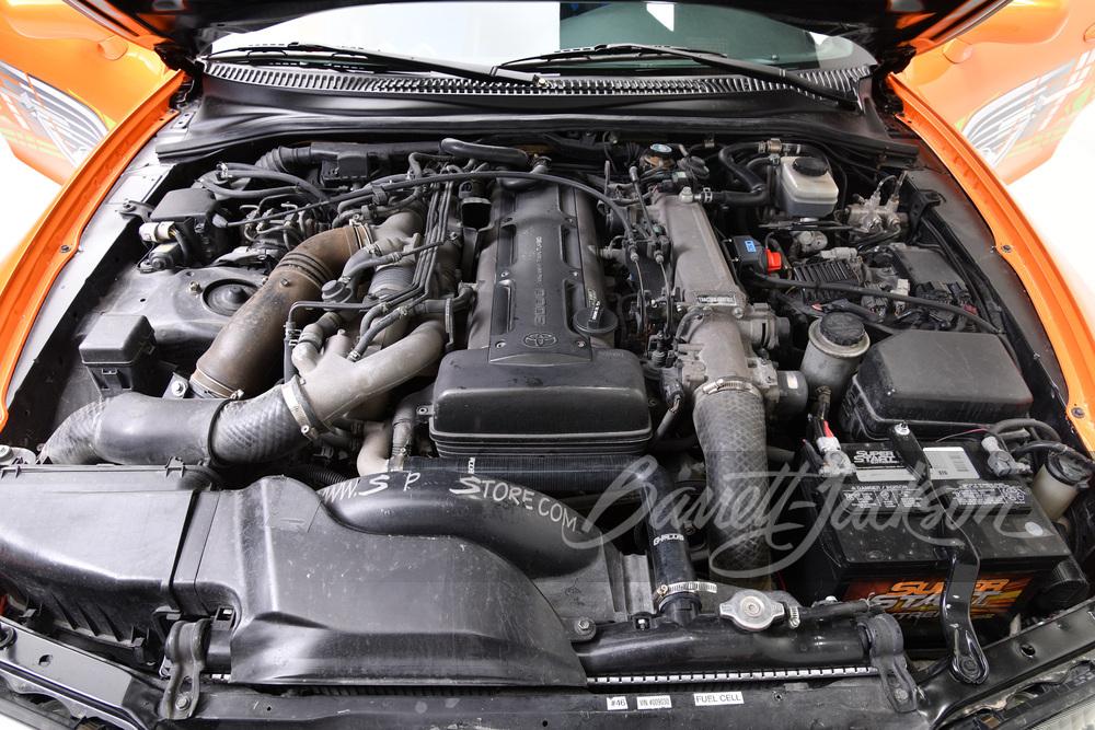 1994 Toyota Supra engine