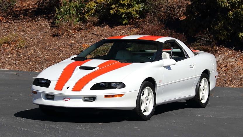 1997 Camaro 30th Anniversary