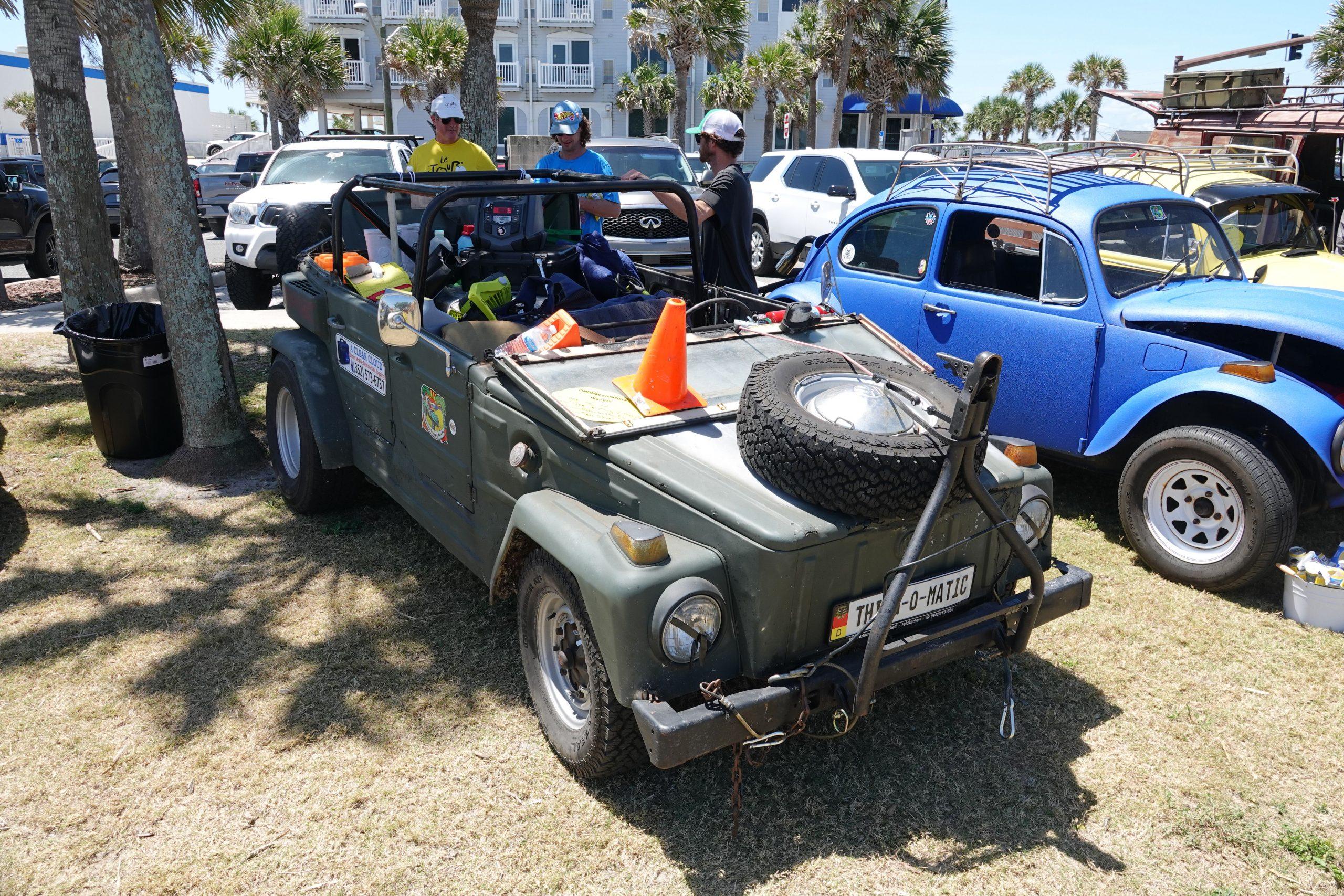 2021 Amelia Island Lemons - 1973 VW Type 181 Thing-O-Matic