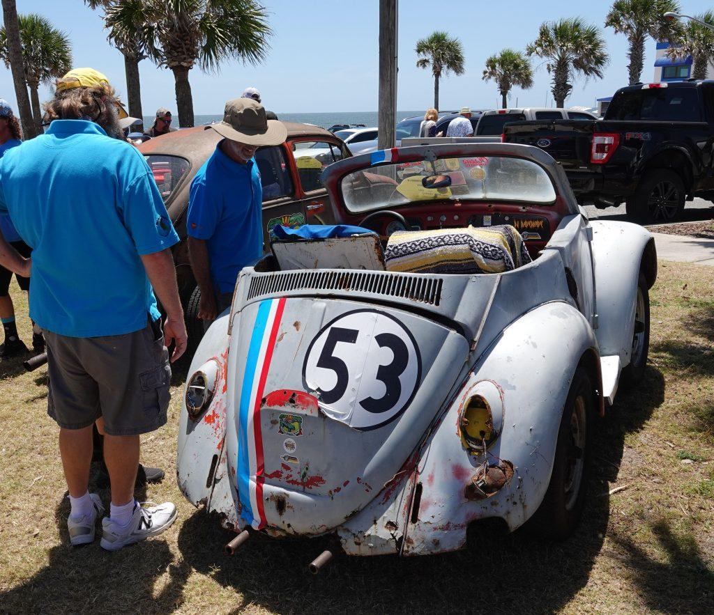 021 Amelia Island Lemons - Junky VW Herbie