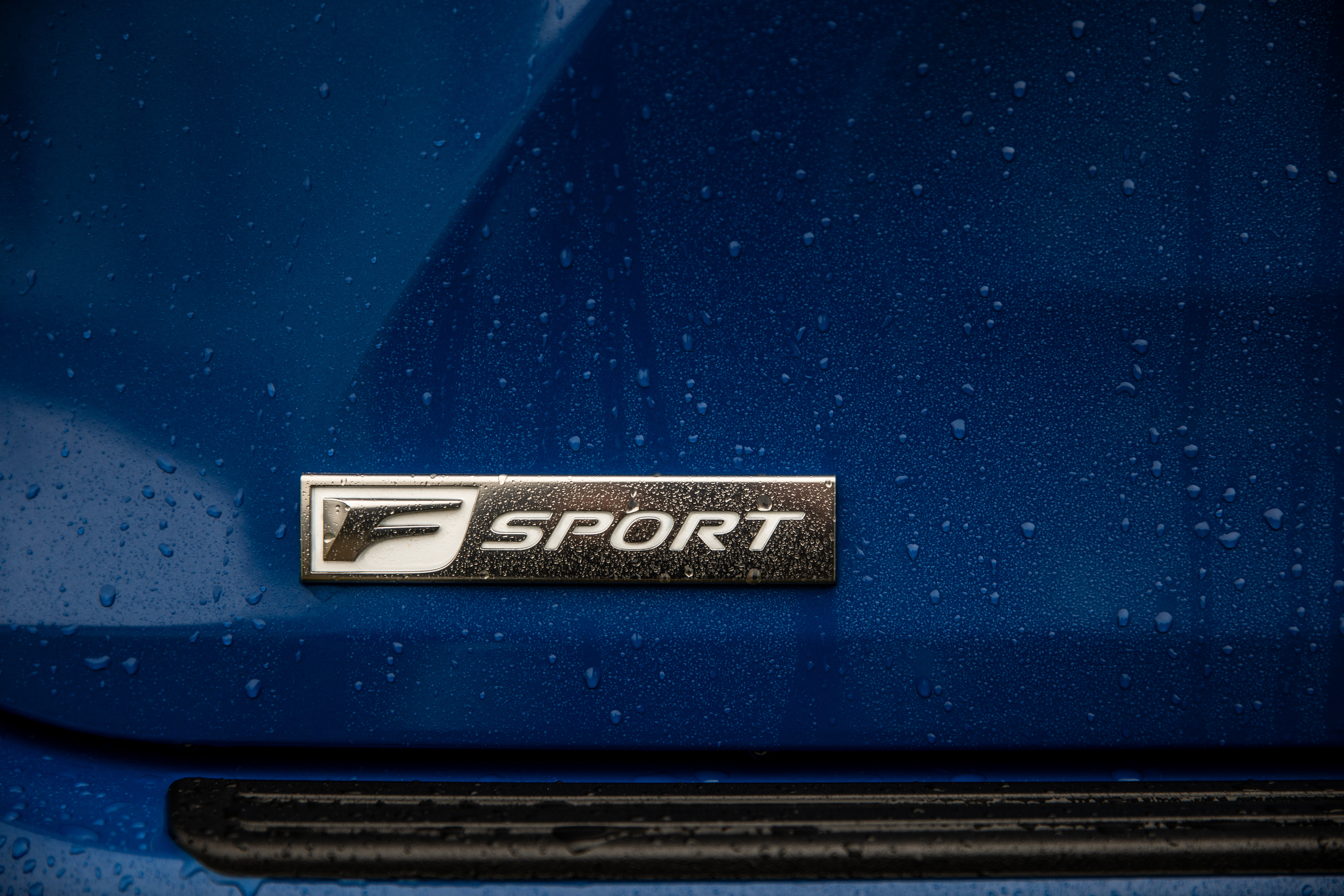 2021 Lexus RX450h f sport badge