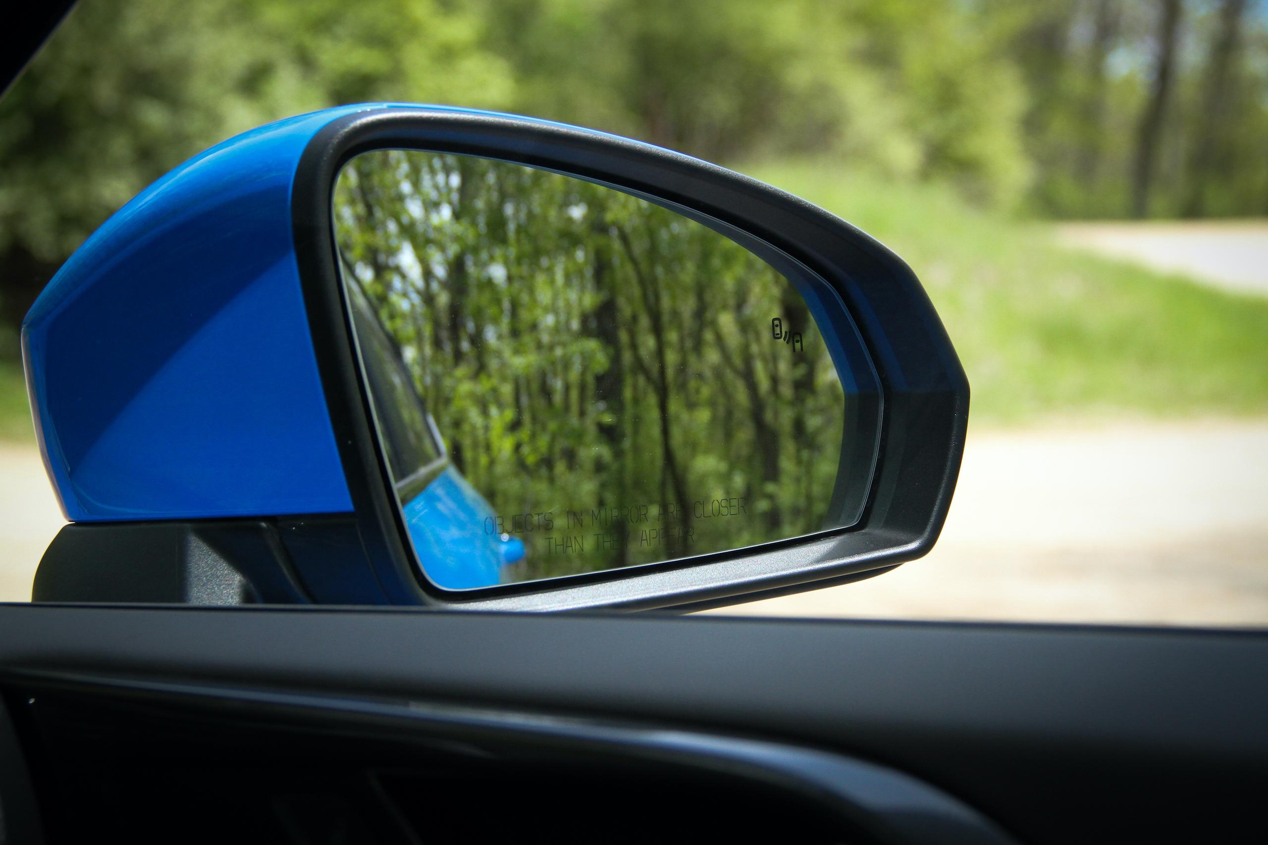 2022 Volkswagen Taos SEL mirror