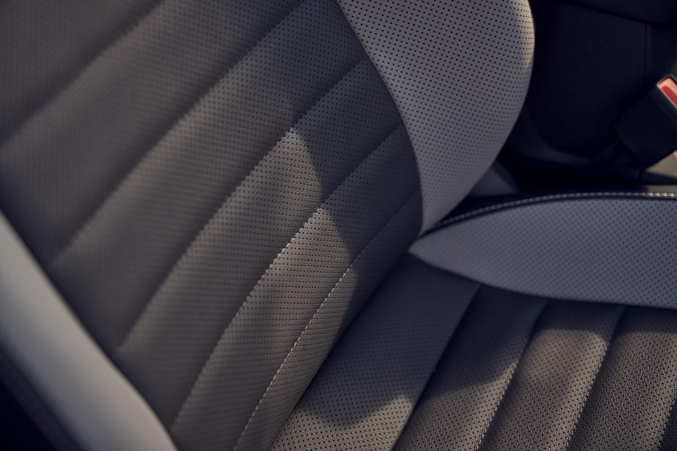 2022 Volkswagen Taos interior seat detail