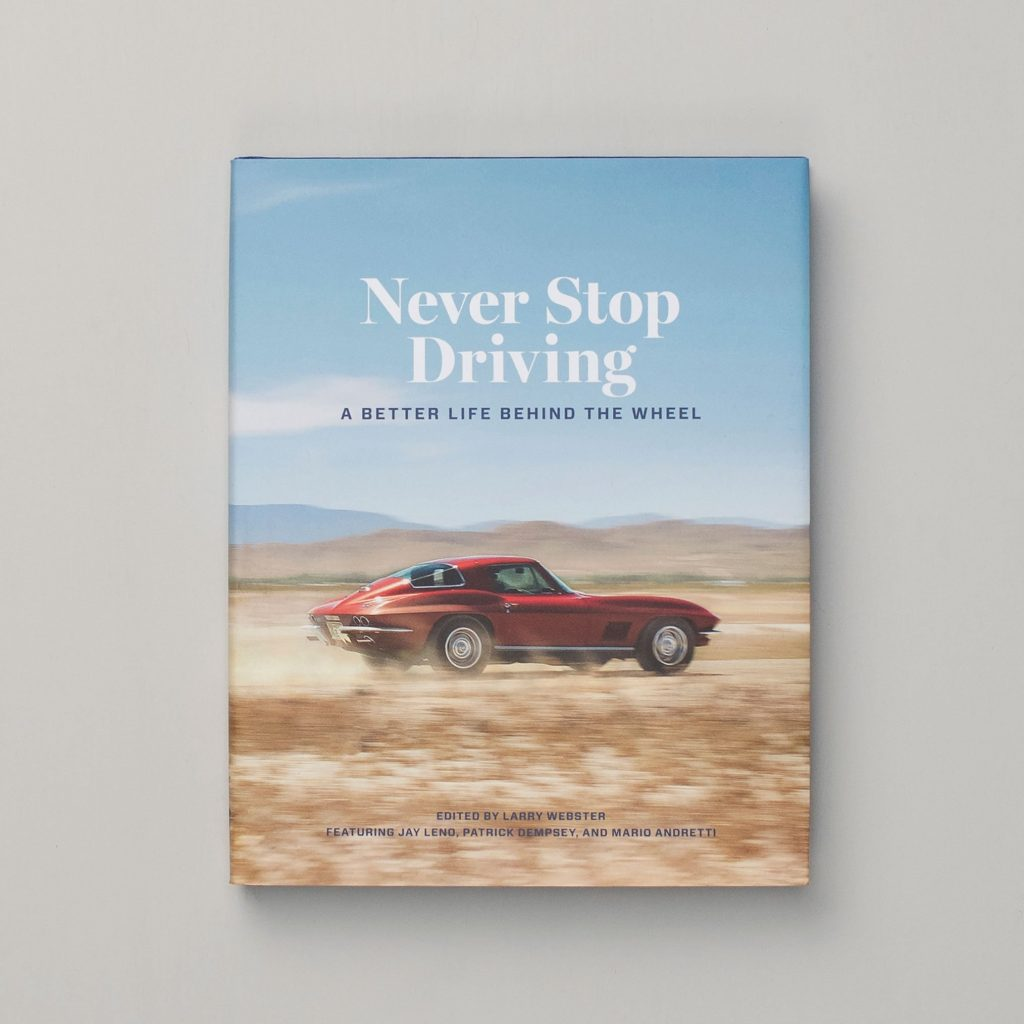 hagerty shop never stop driving book