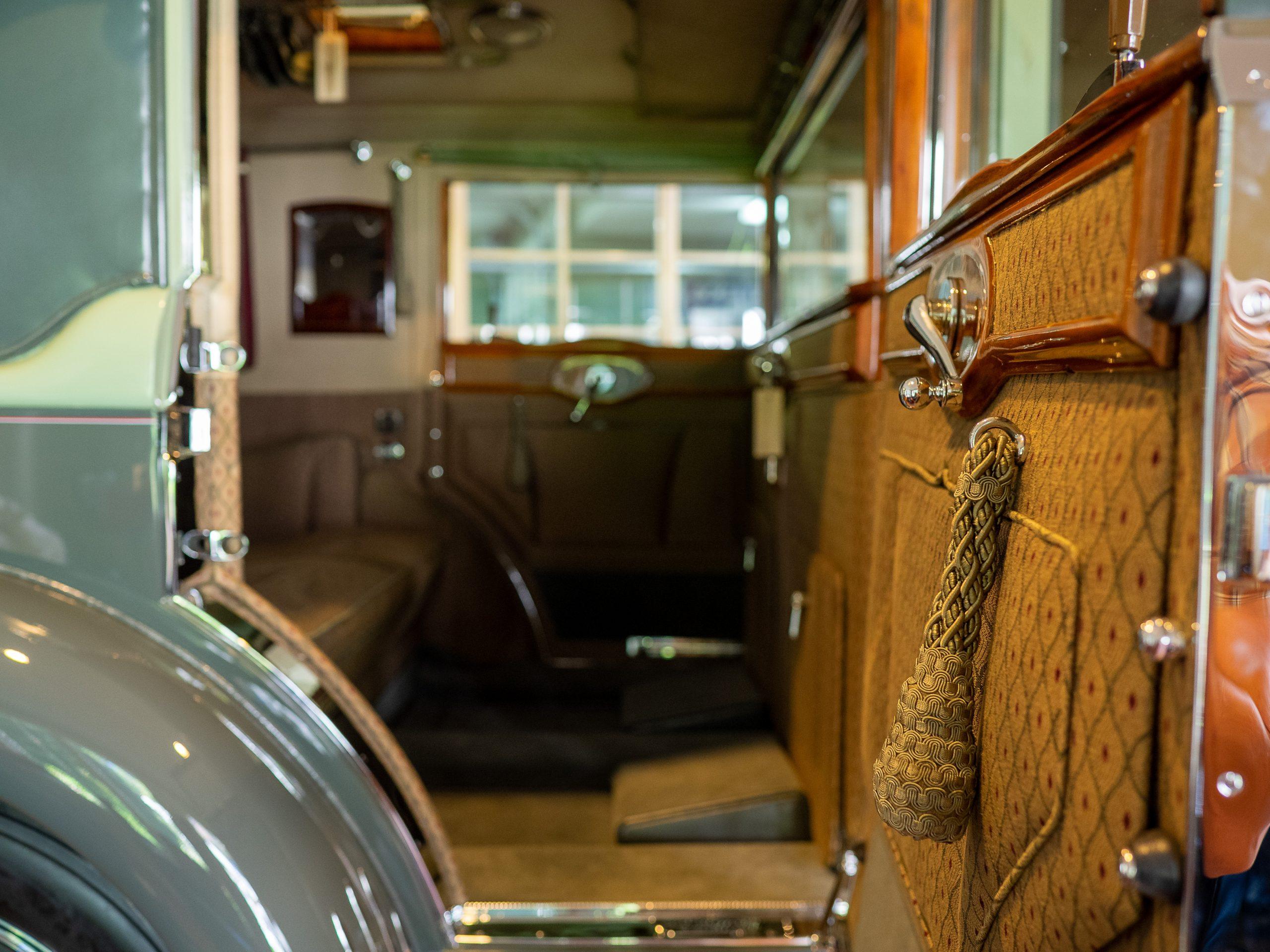 Al McEwan vehicle detail