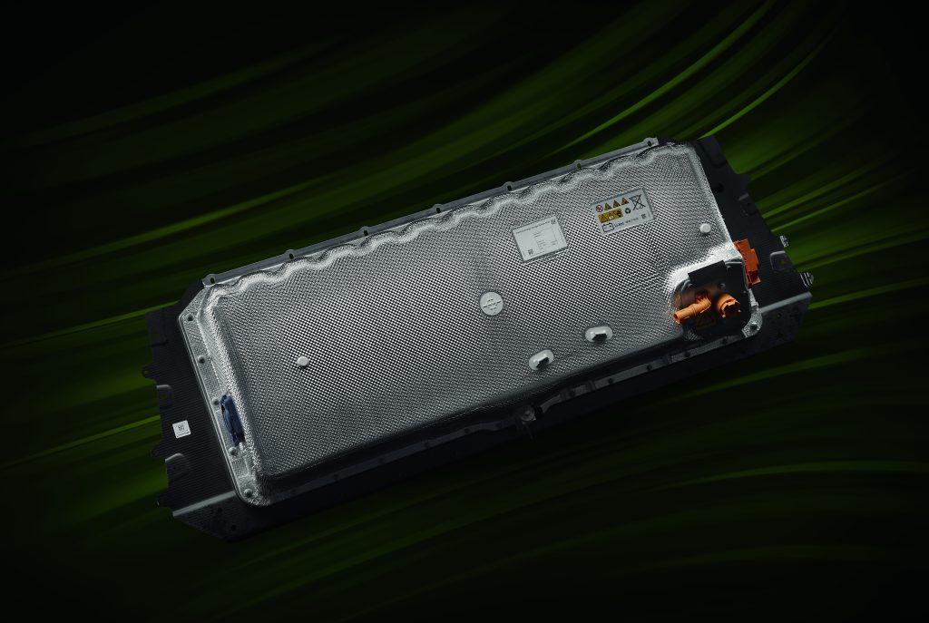 McLaren Artura Battery