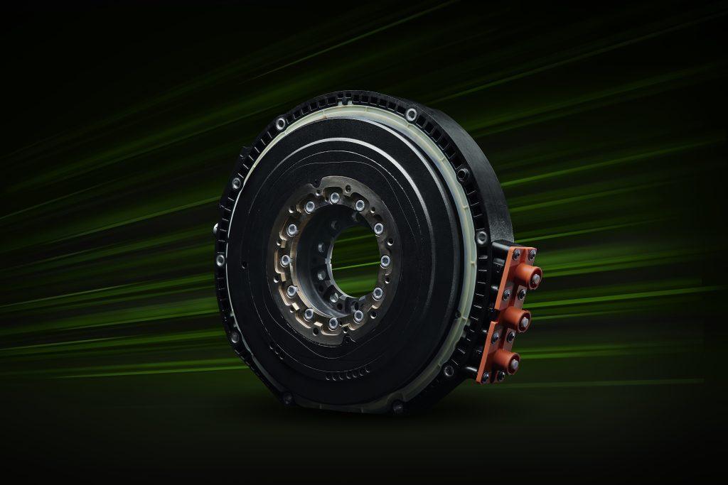 McLaren Artura Axial Flux E-motor
