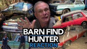 5 guys drag home 70 Volkswagens, Tom reads about Broncos, E-Types, and many more | Barn Find Hunter