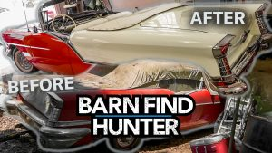 Rags to Riches: Barn find Tri-Power Oldsmobile gets restored | Barn Find Hunter – Ep. 101