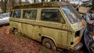 Volkswagen dreamland: Rabbits, Squarebacks, Beetles, and Buses | Barn Find Hunter – Ep. 100