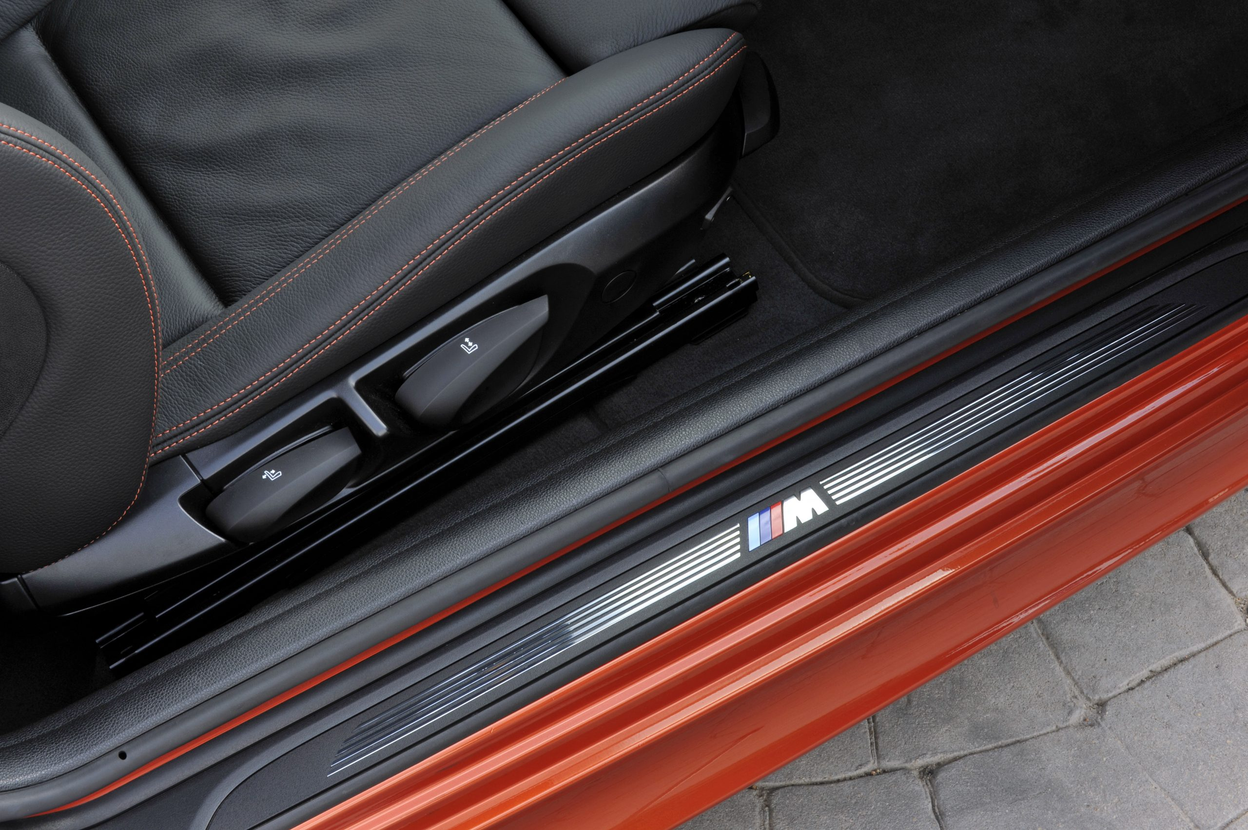 BMW 1 Series M Coupe sills