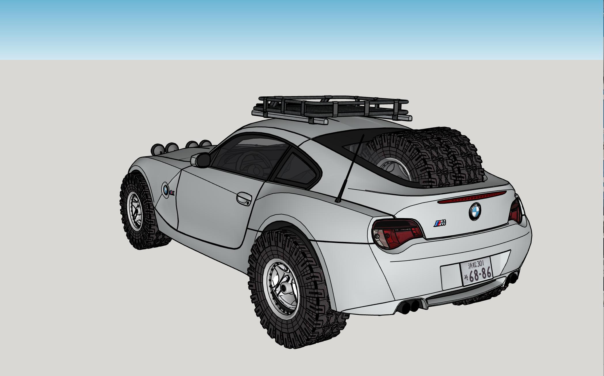 BMW-Z4-M-Coupe-Safari-Fischer-19