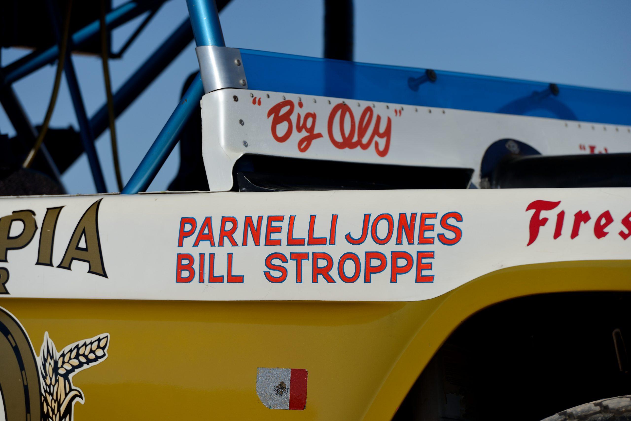 Big Oly Bronco parnelli jones