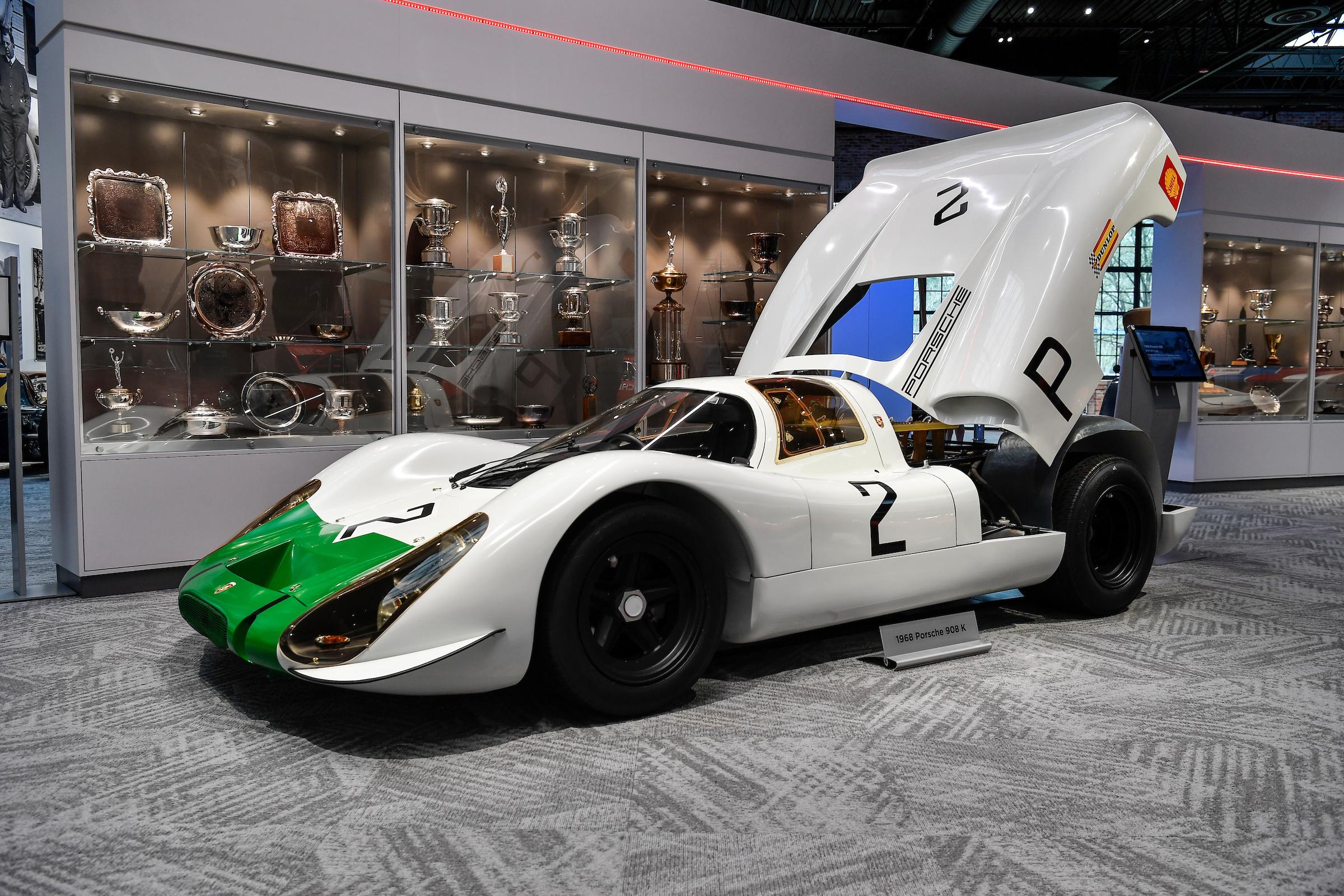 Brumos Collection 1968 Porsche 908 K