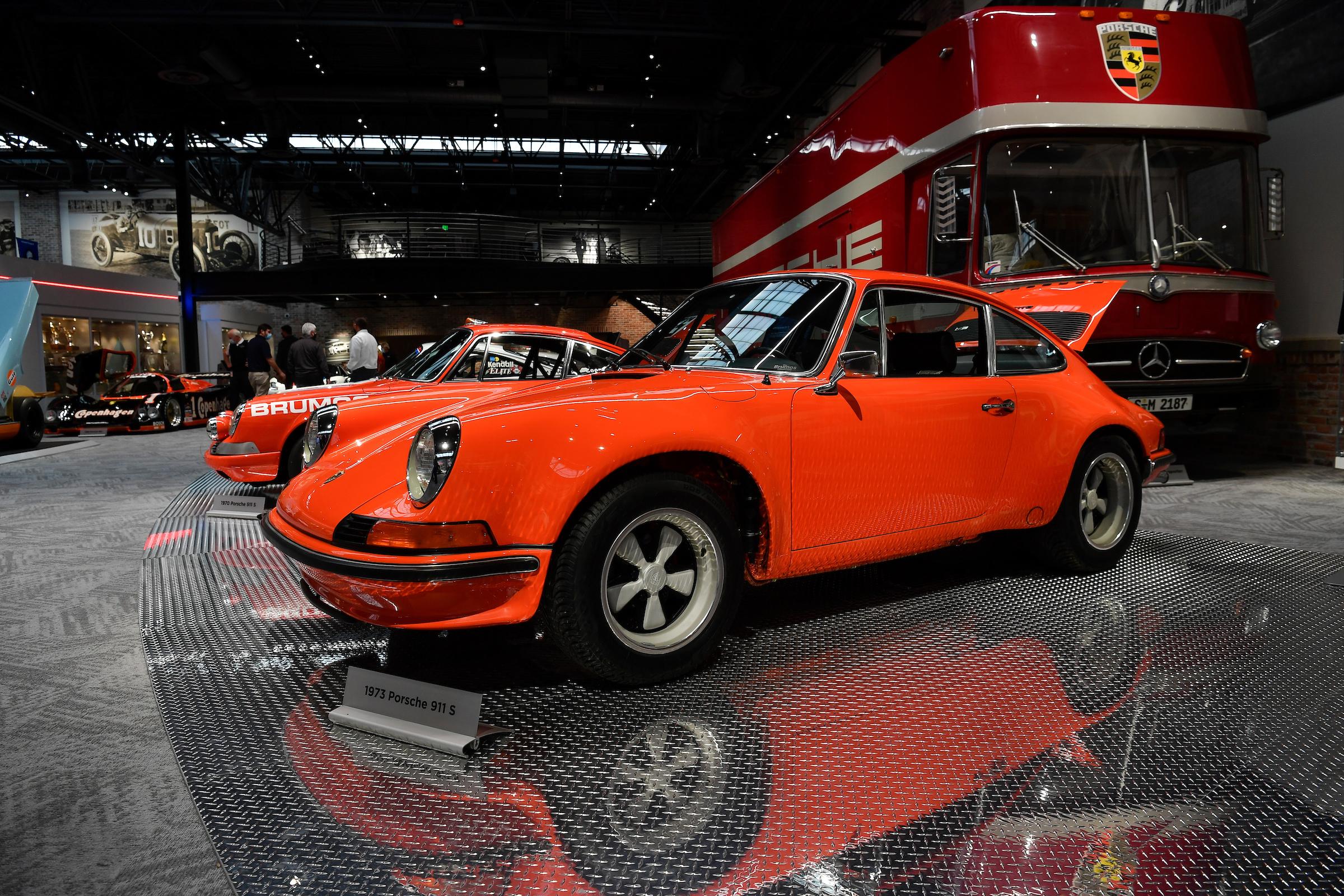 Brumos Collection 1973 Porsche 911 S
