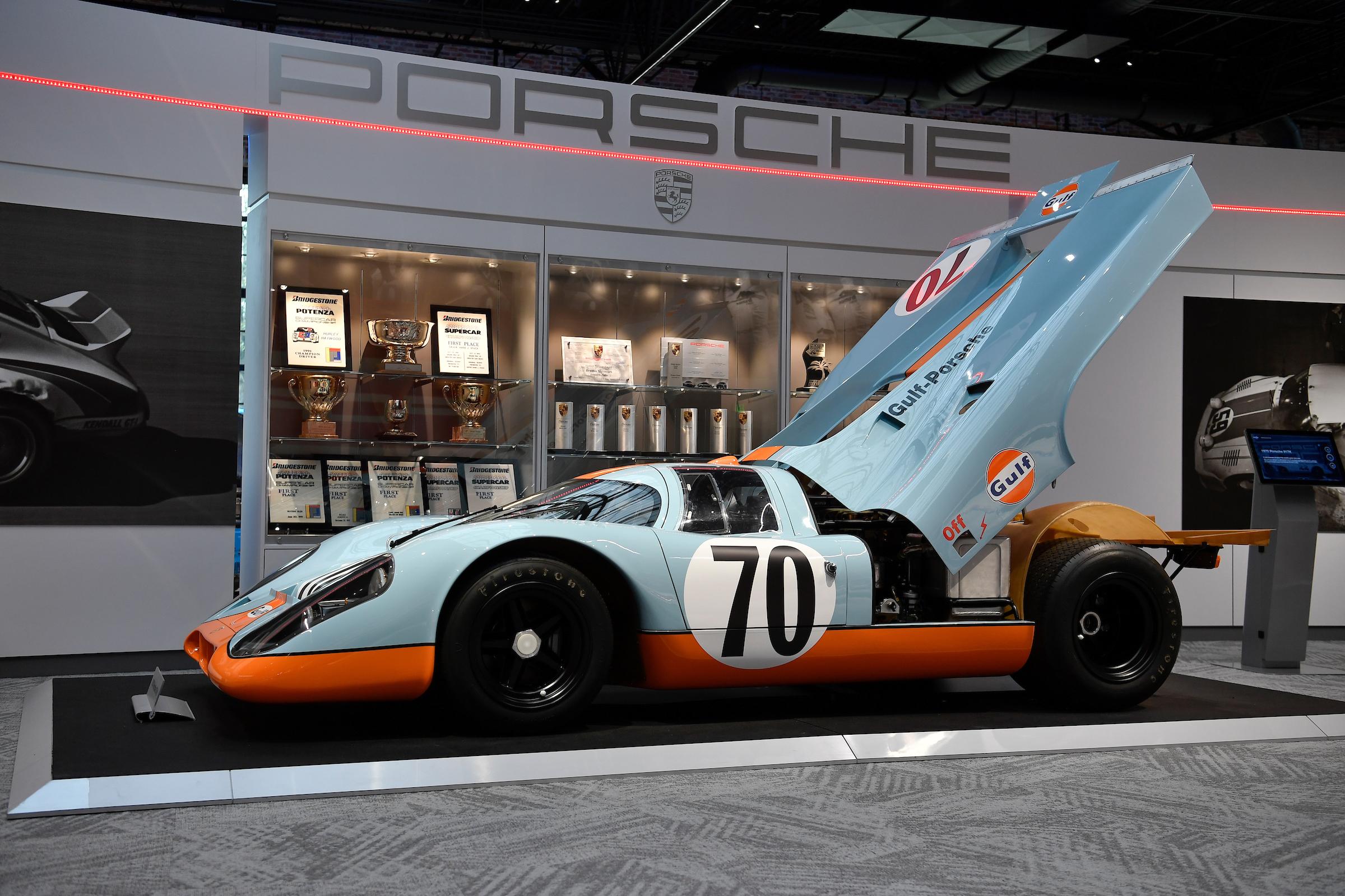 Brumos Collection 1970 Porsche 917 K