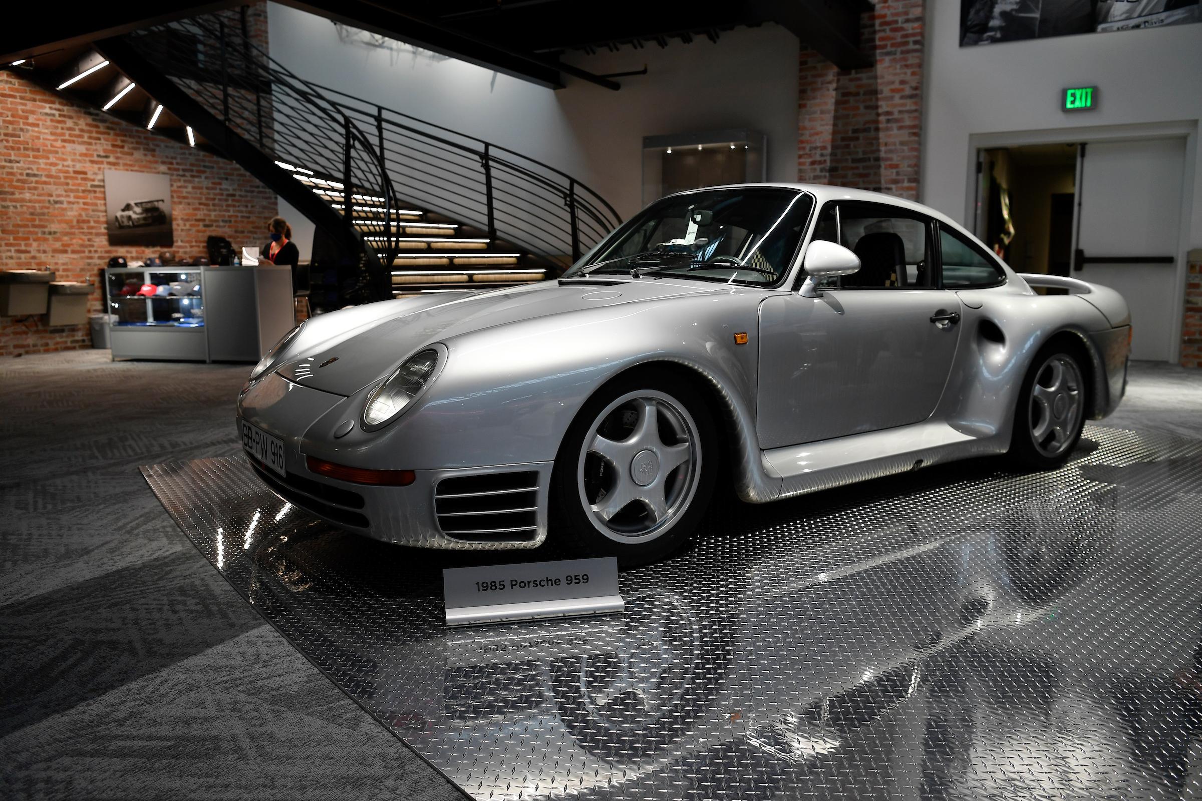 Brumos Collection 1985 Porsche 959