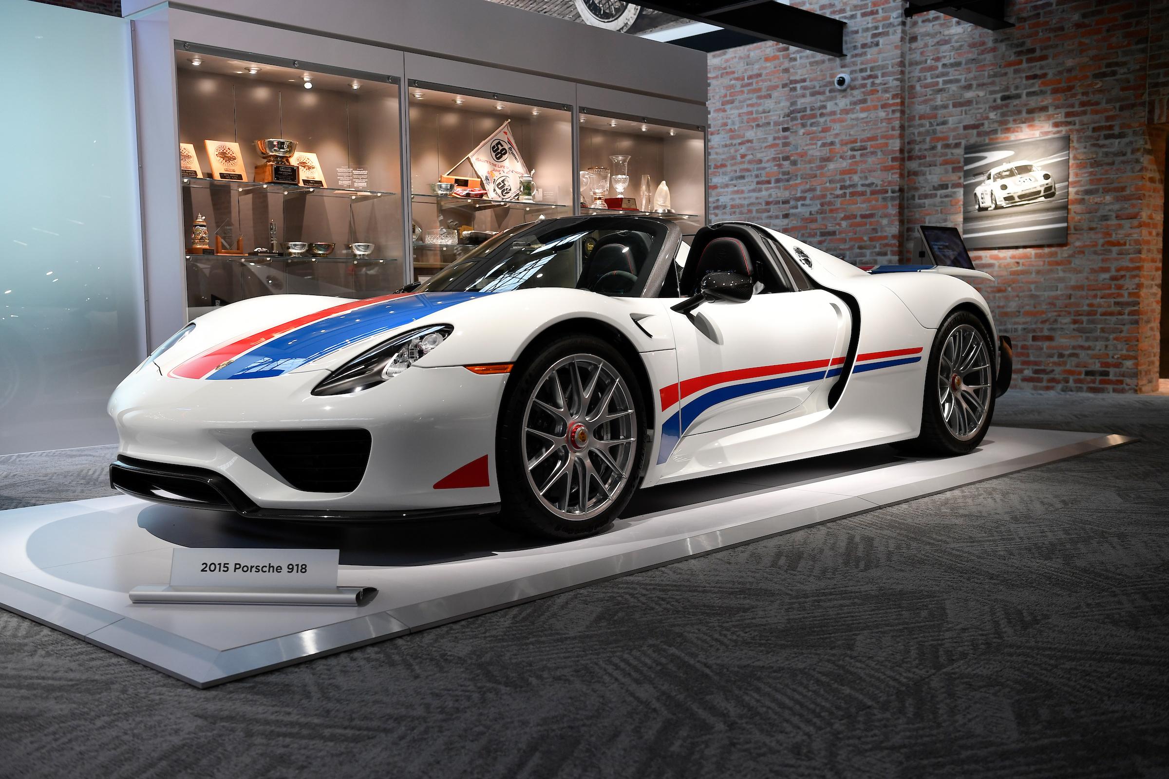 Brumos Collection 2015 Porsche 918