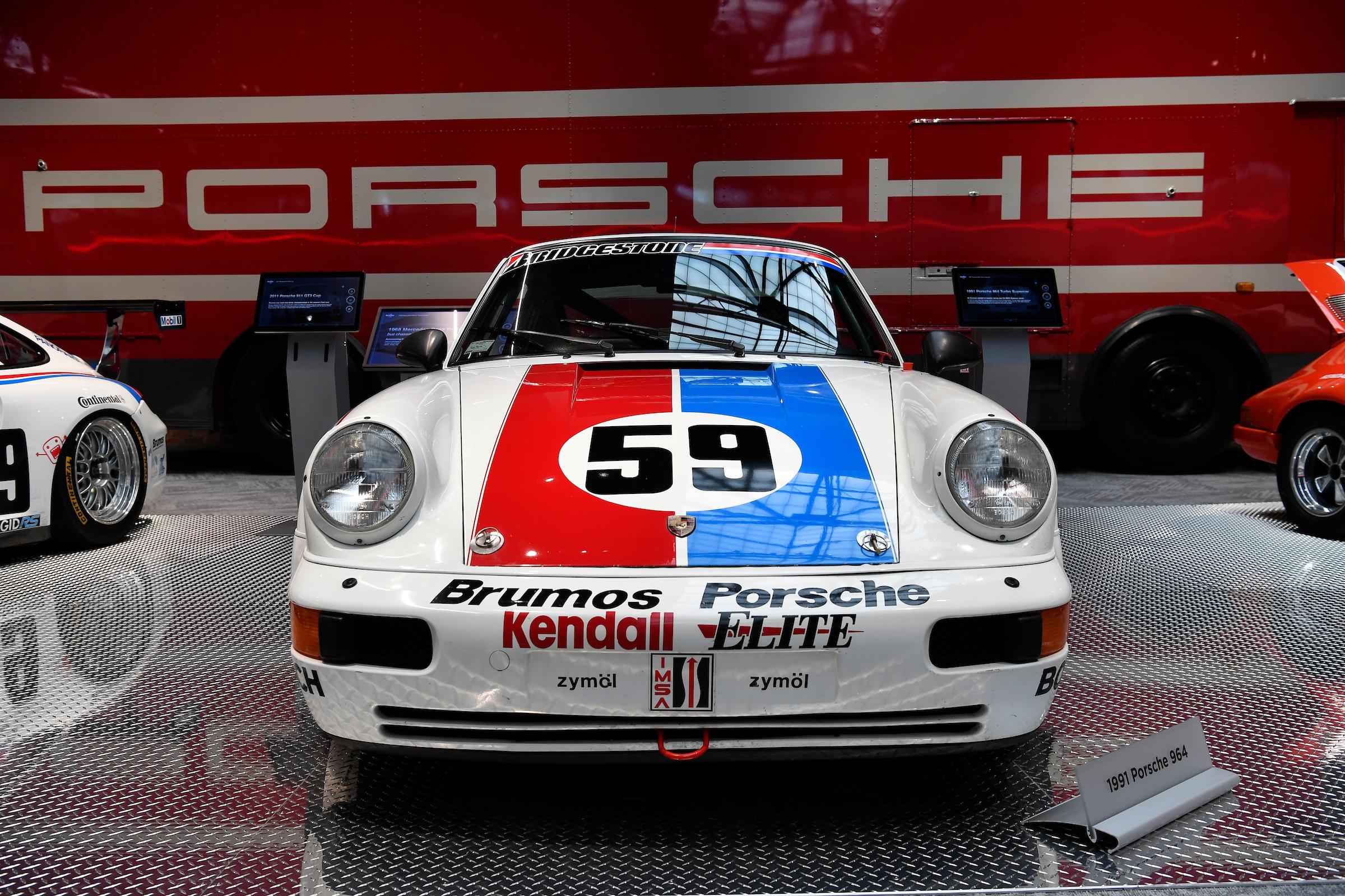 Brumos Collection 1991 Porsche 964