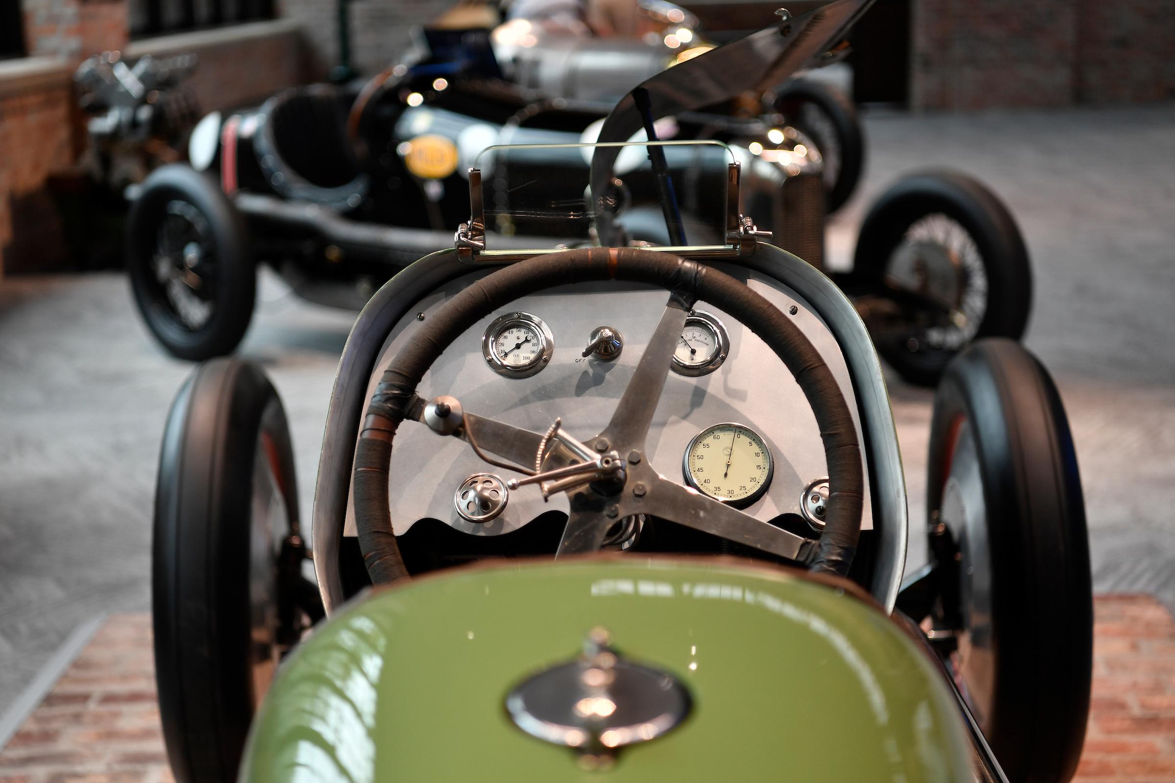 Brumos Collection 1923 Miller 122 Junior Eight Special