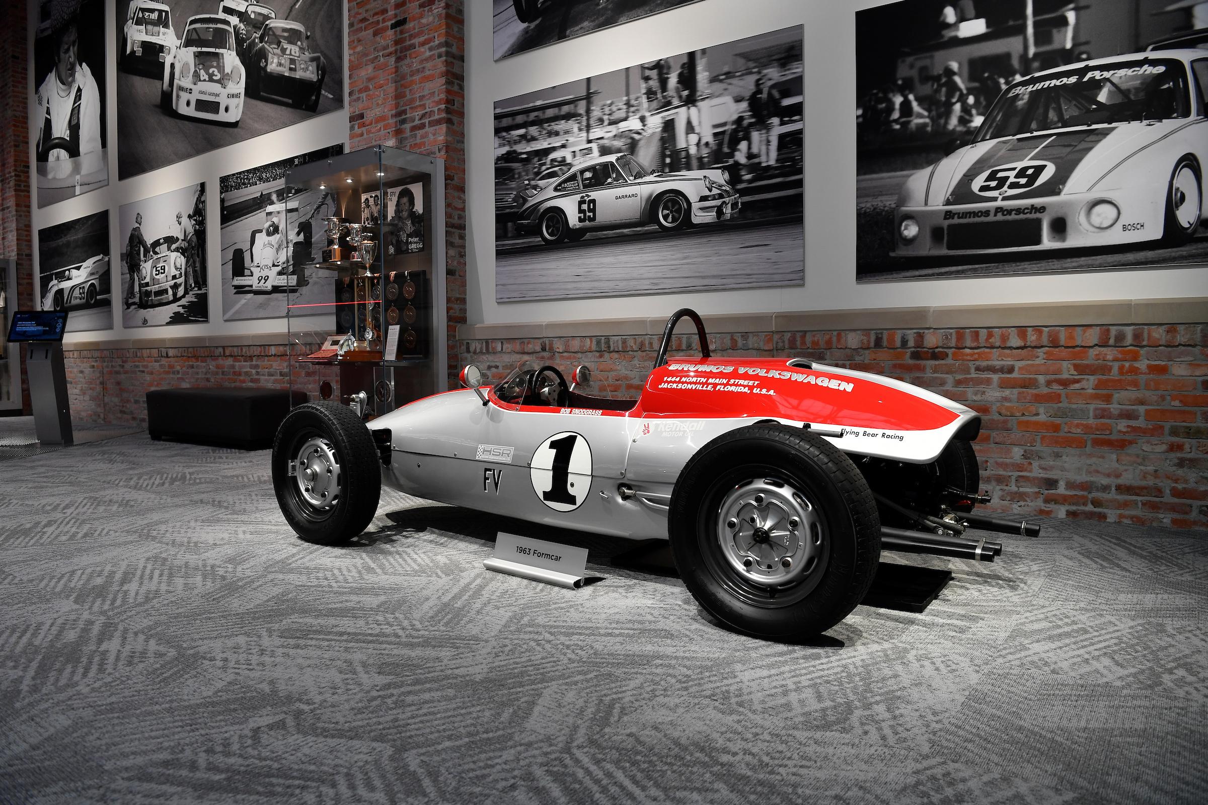 Brumos Collection 1963 Formcar