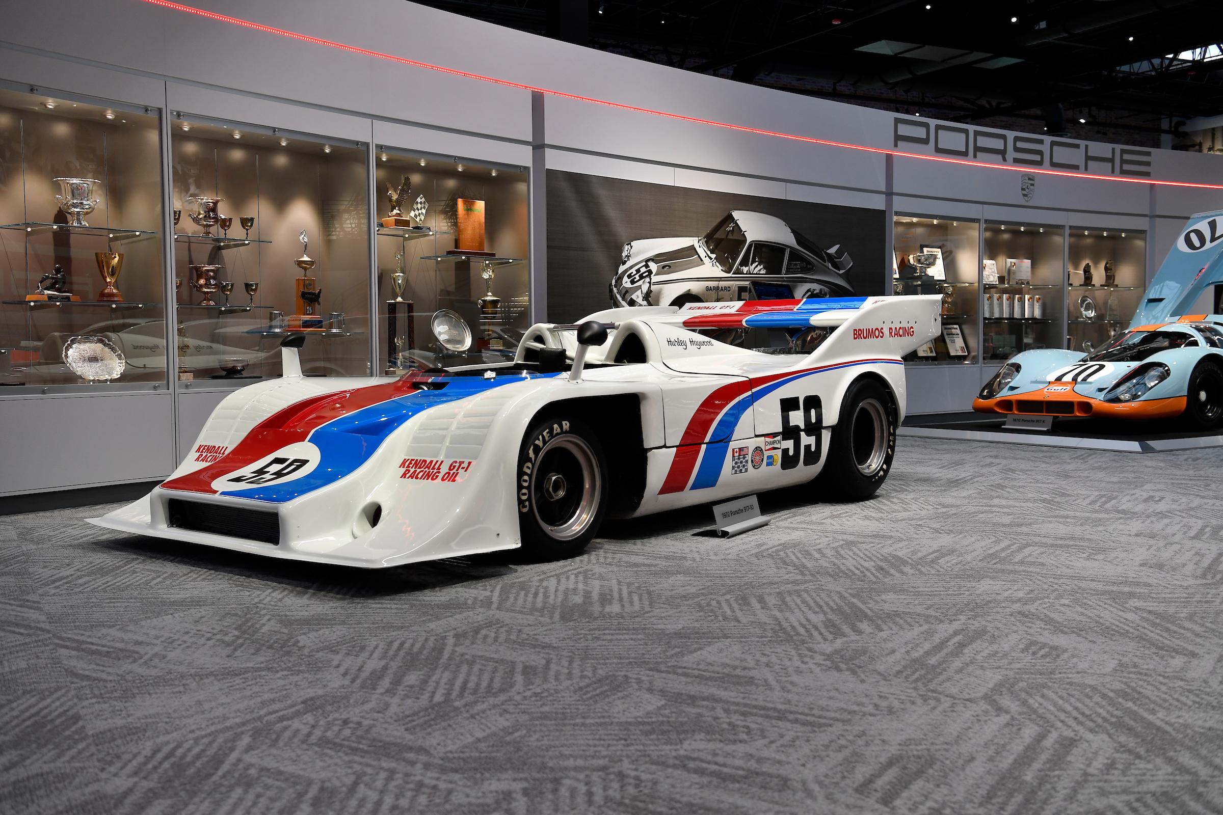 Brumos Collection 1972 Porsche 917-10