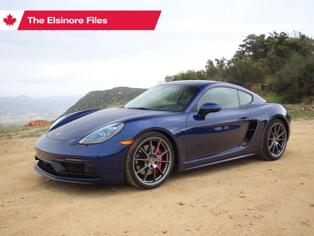 Elsinore-Porsche-Lede