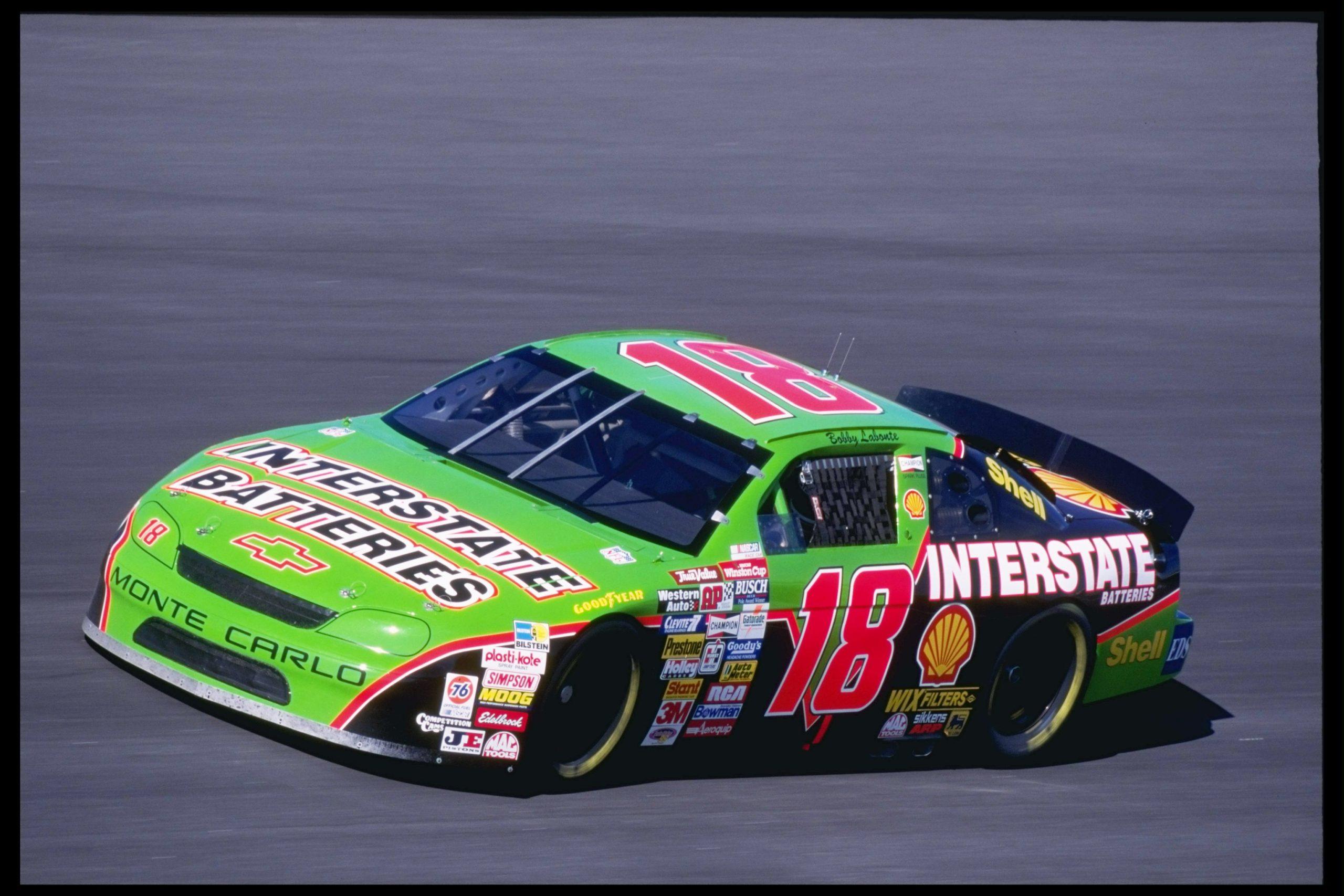 Bobby Labonte Monte Carlo NASCAR Atlanta
