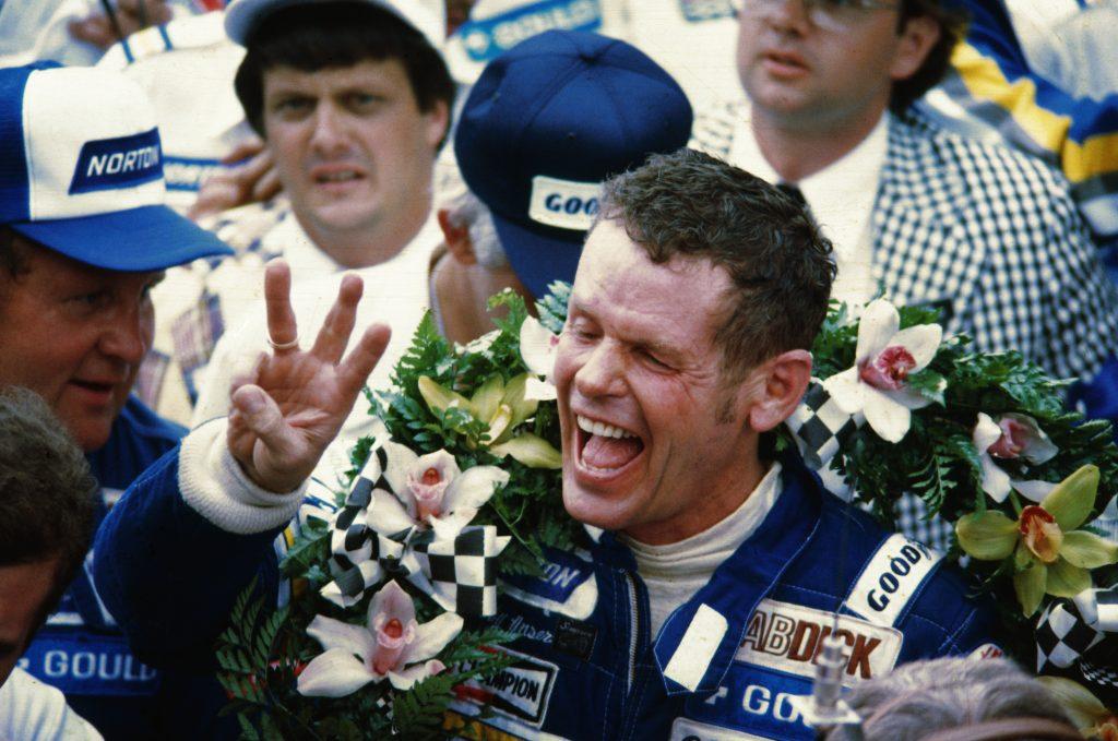 Indy 500 Winner Bobby Unser 1981