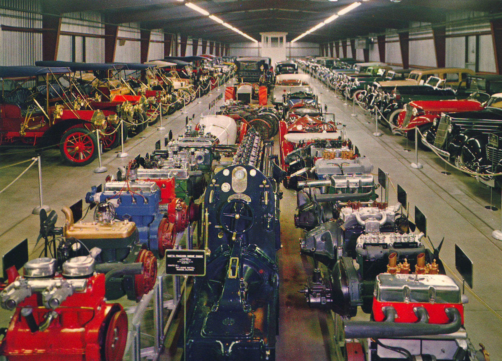 Bill Harrah Car Collection