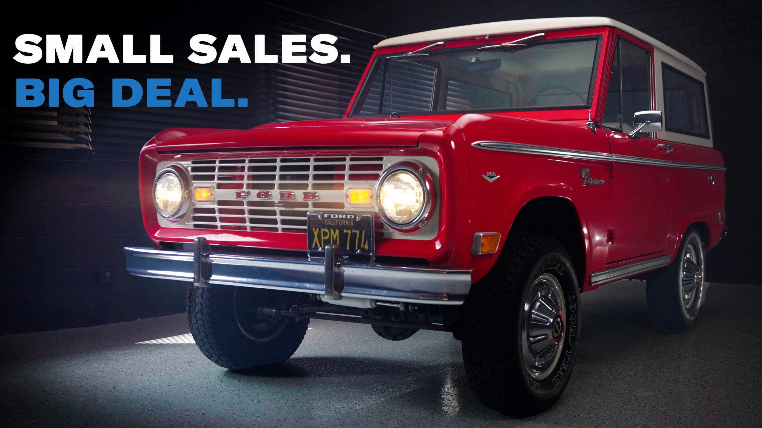 Revelations episode 7 Ford Bronco