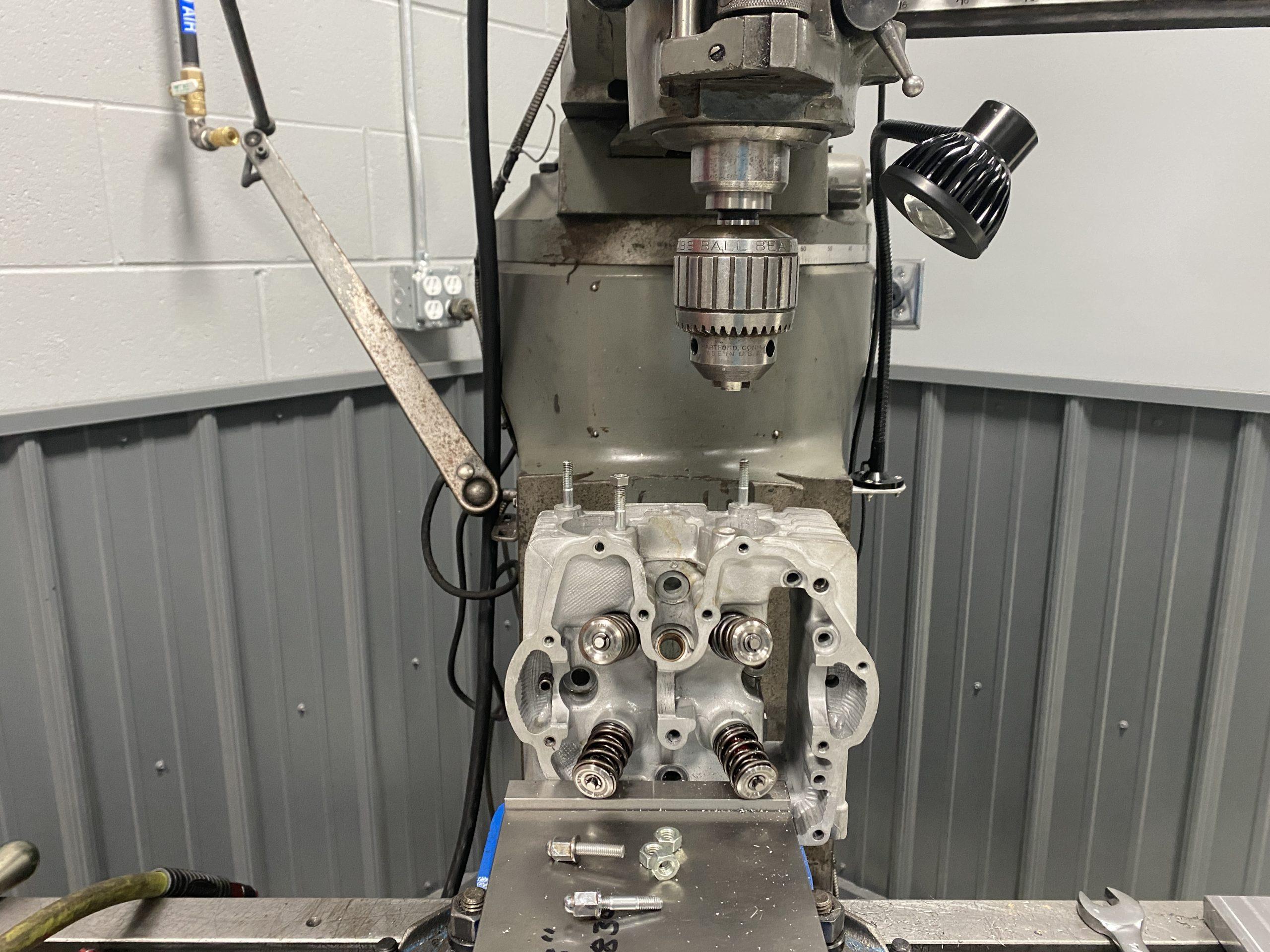 xr250 cylinder head in bridgeport