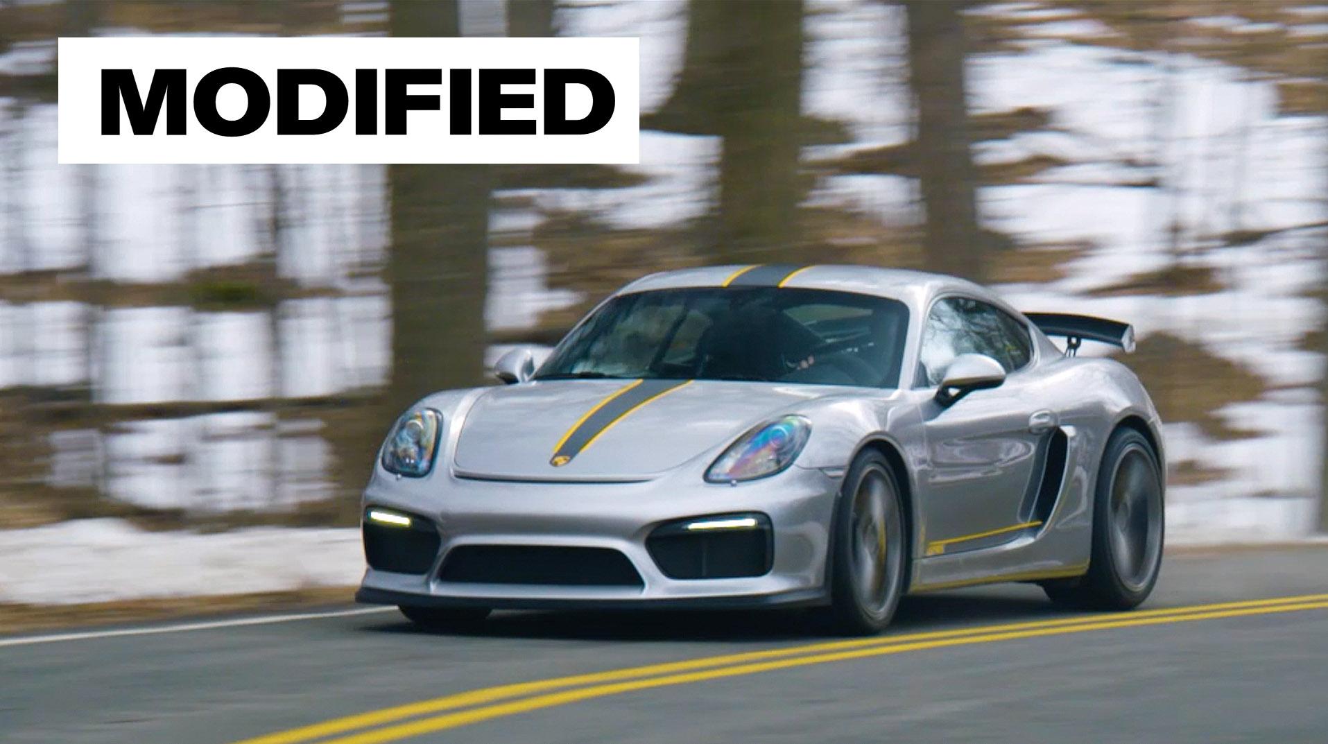 MODIFIED episode 6 Porsche