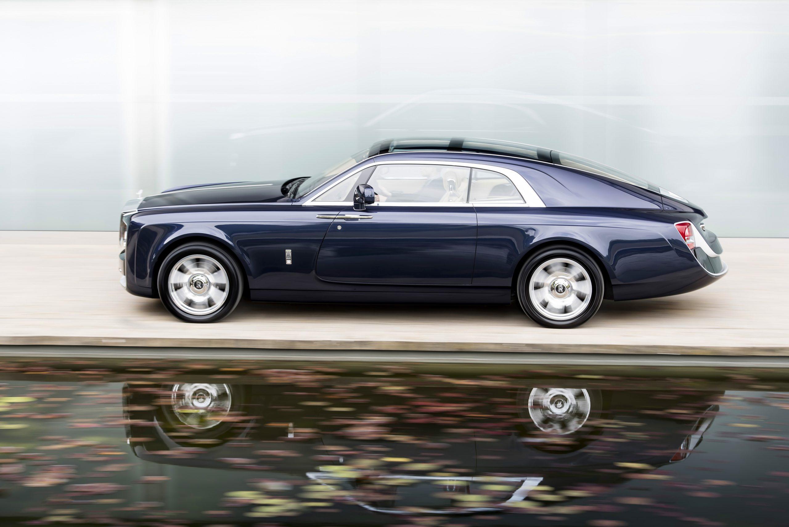 Rolls-Royce Torpedo 3