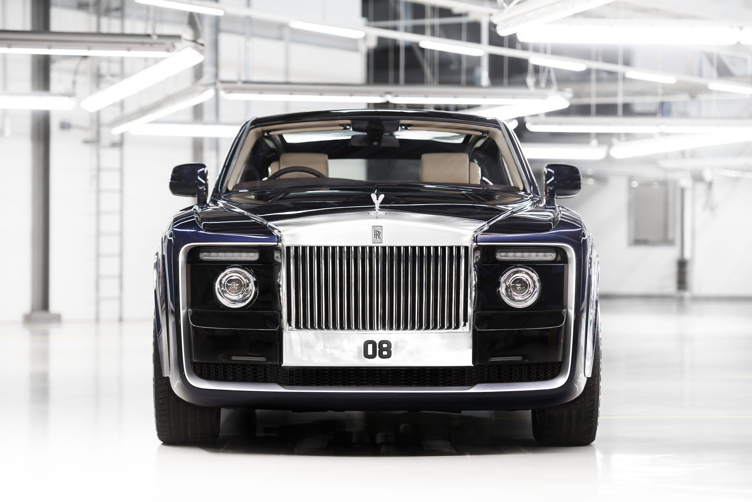 Rolls-Royce Torpedo 2