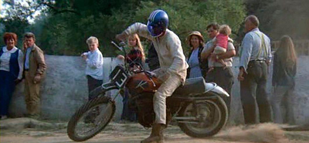 Paul Newman Skoda CZ 250