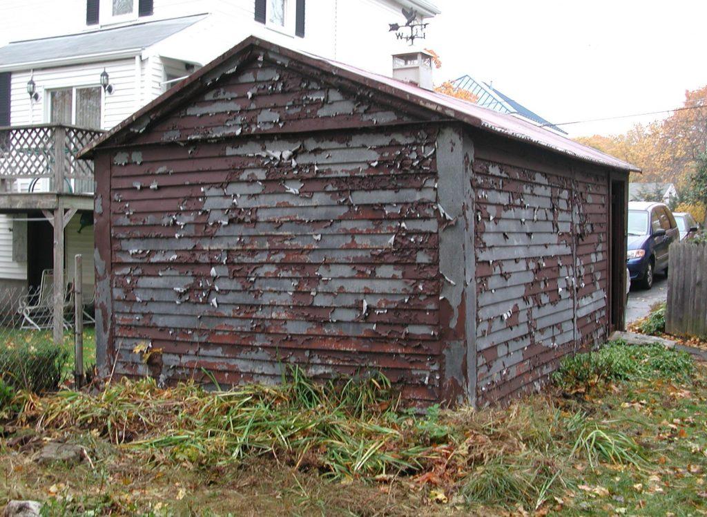 Rob Siegel - Garage Space - the old garage